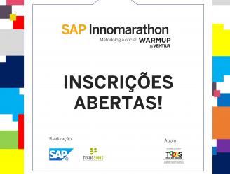 Card inscrições SAP Innomarathon